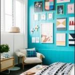 Cam Göbeği Mavisi Genç Odası