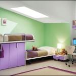 Göbeği Yeşili Genç Odası