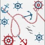 Deniz Çocuk Odası Anti Alerjenik Halı Modeli
