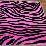 Zebra Halı Modeli-4