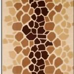 İstikbal Leopar Desenli Halı