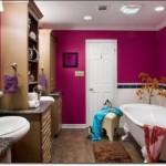 Banyo Fuşya Rengi