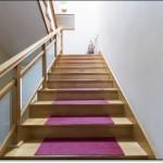 Dublex Ev Merdiven Halısı Modelleri-5