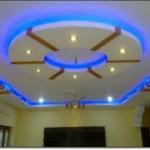 Işıklı Salon Asma Tavan