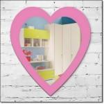 Kalpli Bebek Odası Aynası