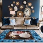 Mavi Salon Tasarımları