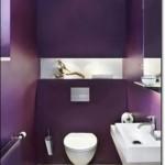 Mor Renkli Banyo Modelleri-5