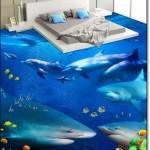 Yatak Odası Zemin Tasarımları