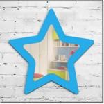 Yıldız Bebek Odası Aynası
