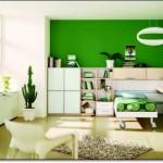 Amozon Yeşili Genç Odası
