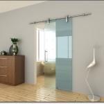Cam Sürgülü Banyo Kapıları