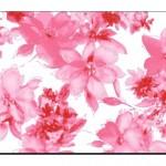 Çiçek Desenli Duvar Kağıtları-4