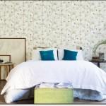 Coordonne Yatak Odası Duvar Kağıdı Modelleri