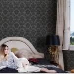 Coordonne Yatak Odası Duvar Kağıdı Modelleri-3