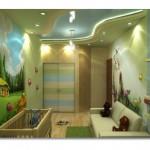Genç Odası Asma Tavan