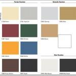 Metalpas Renk Kartelası