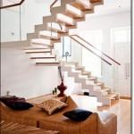 Modern İç Mekan Merdivenler