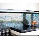 Mutfak Tezgah Arası Cam Mozaik Modelleri-2
