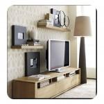 Tv Arkası Dekorasyon Fikirleri-3