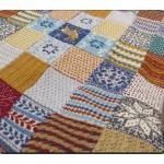 Örgü Battaniye Tasarımları