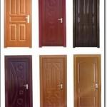 Renkli Dış Kapı Modelleri
