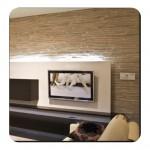 Tv Arkası Taş Duvar Kaplama