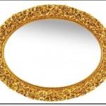 Altın Varaklı Ayna Modelleri