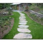 Bahçe Taş Yürüyüş Yolu-2
