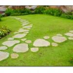 Bahçe Taş Yürüyüş Yolu-3