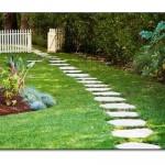 Bahçe Taş Yürüyüş Yolu Örnekleri