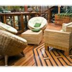 Bambu Bahçe Takımları