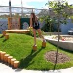 Çocuklar İçin Bahçe Dizaynı