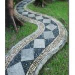 Dekoratif Bahçe Yolu Taşları-5