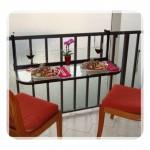 Dekoratif Balkon Masaları-2