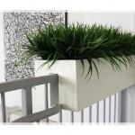 Dekoratif Balkon Saksı Modelleri-2