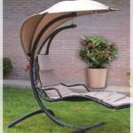 Lüks Bahçe Salıncak Modelleri-5