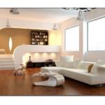 Minimalist Salon Dekorasyonu