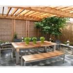 Modern Bahçe Çitleri