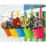 Renkli Balkon Skası Modelleri
