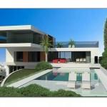 Villa Bahçe Tasarımı-2