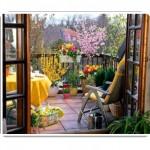 Yaz Balkonu Tasarımı