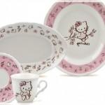 Hello Kitty Kahvaltı Takımları