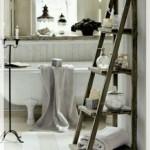 Banyo Havlu Rafları