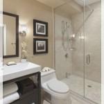 Dar Banyo Dekorasyon Önerileri