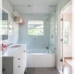 Dar Banyolar İçin Dekorasyon
