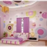 Kız Çocuk Odası Tasarımı