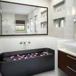 Küçük Banyo Dekorasyonu-1