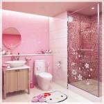 Pembe Banyo Boyası