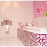 Pembe Banyo Mermerleri