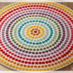 Pierre Cardin Renkli Halı